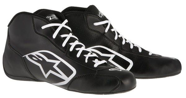A/STARS -TECH 1-K START BOOTS-BLACK/WHITE-42.5