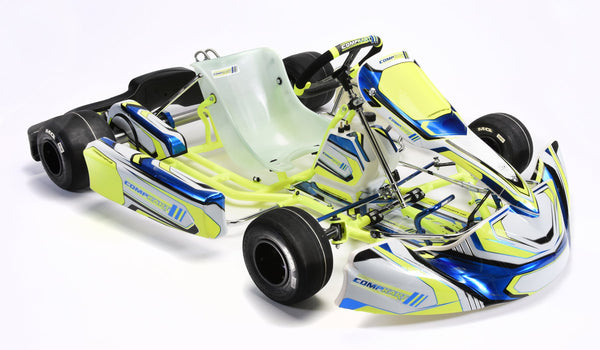 2018 COMPKART COVERT 30MM  ROTAX SALE PACKAGE