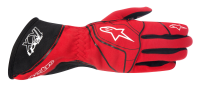 A/STARS -TECH 1-KX GLOVES-RED/BLACK/WHITE- S