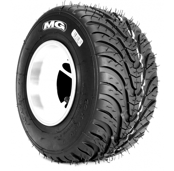 Tyre MG WT - White **Wets-2016**  4.5 Front  Inc AKA Royalty