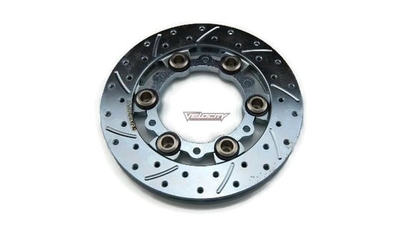 BRAKE DISK V 80X180X16 G FLOAT, ASSY.