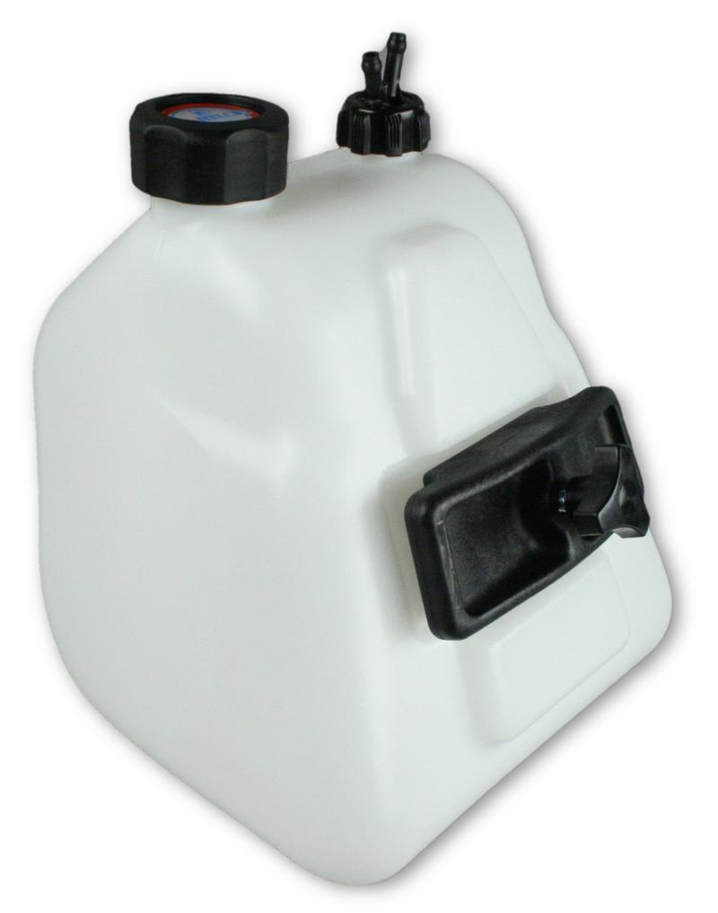 Fuel Tank 6 Ltr Complete - Top Detachable Outlet - Kartech