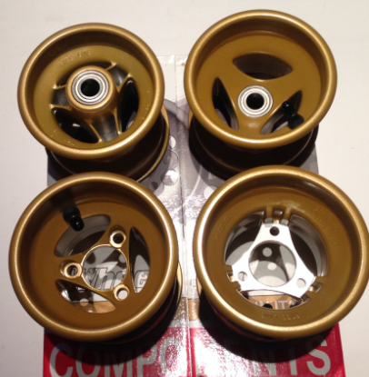 "Wheel Set 5""CR115/17+17-DR150A"