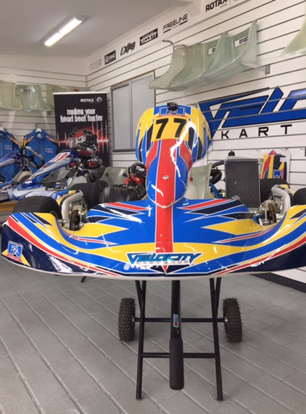Used Karts and Packages