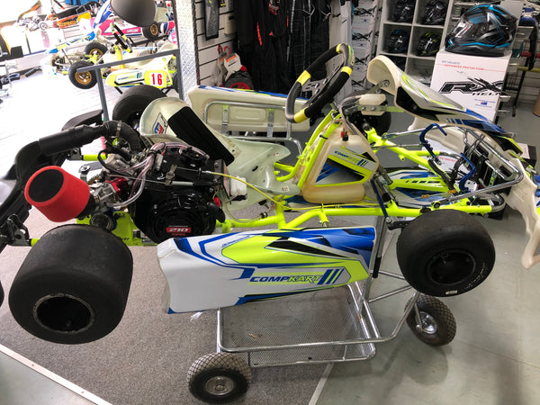 Used - 2019 Compkart Covert 4R w/ New Torini Clubmaxx Engine Package