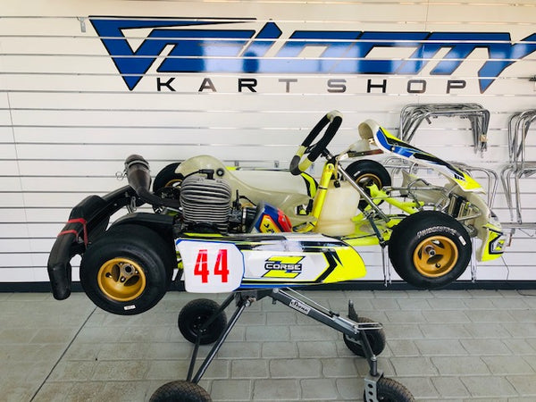 Used - 2017 Compkart Ranger 950 with Mini Rok Package