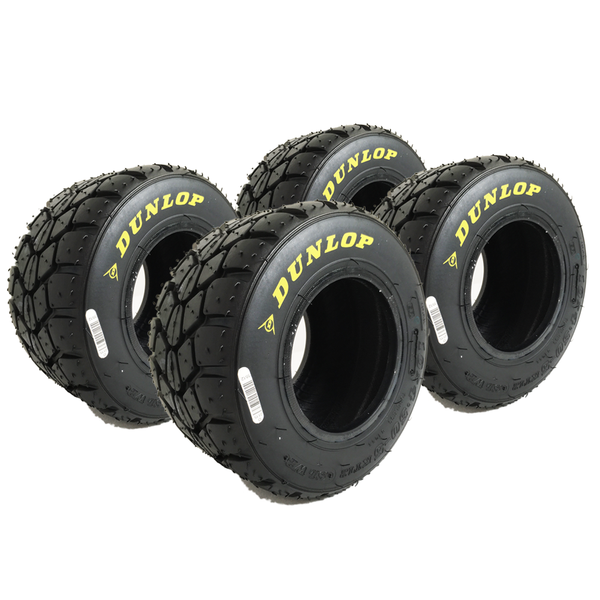 Dunlop KT12 Wet - Cadet Set Karting NSW