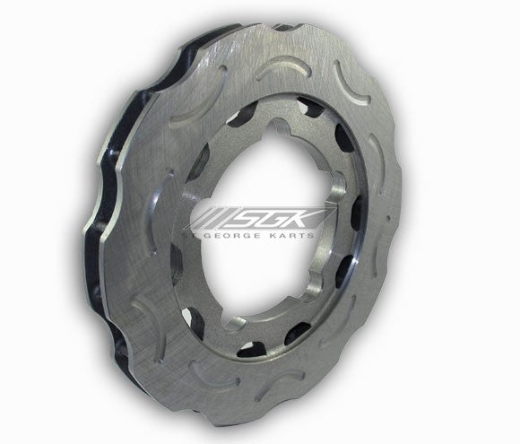 CRG Brake Disc V05 Iron 18x195