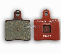 CRG Brake Pad Set V05 Front
