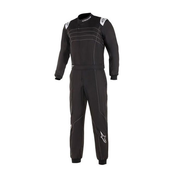 A/STARS -KMX-9 SUIT-BLACK/SILVER/WHITE- 42