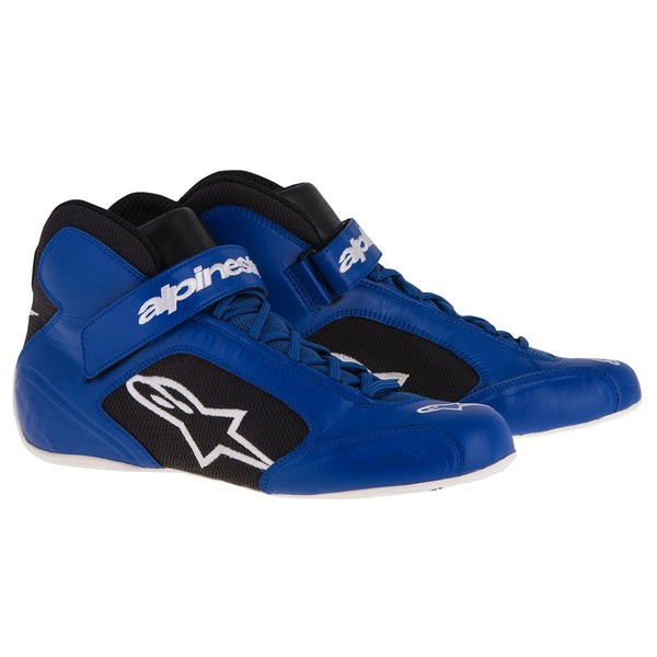 A/STARS -TECH 1-K BOOTS-BLACK/BLUE/WHITE-45