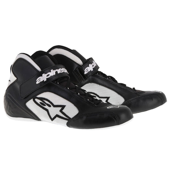 A/STARS -TECH 1-K BOOTS-BLACK/WHITE/BLACK-41