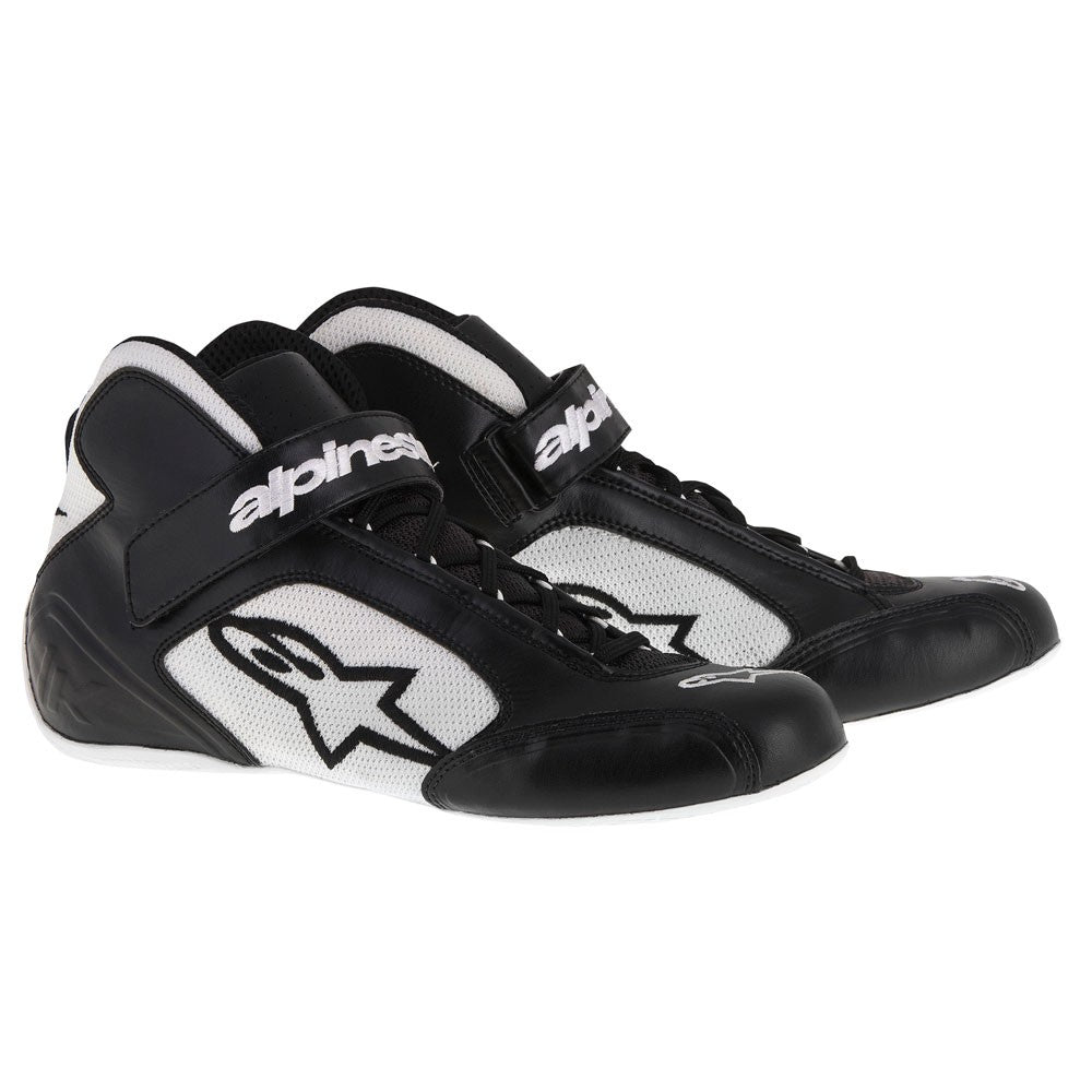 A/STARS -TECH 1-K BOOTS-BLACK/WHITE/BLACK-45