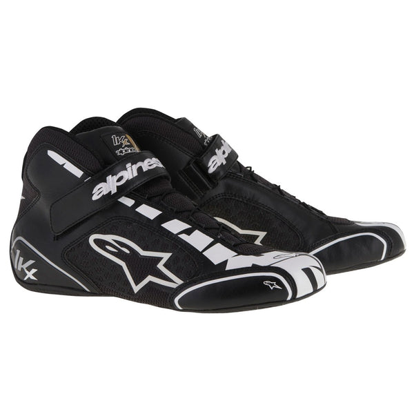 A/STARS -TECH 1-KX BOOTS-BLACK/SILVER/WHITE-40