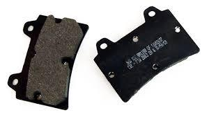 Brake Pads 15mm Hard AX8/GP6 onwards (1 Pair)