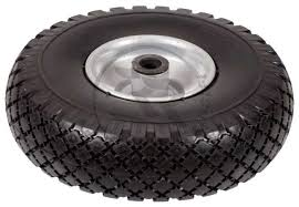 Trolley TYRE SOLID 260X85 D.20mm