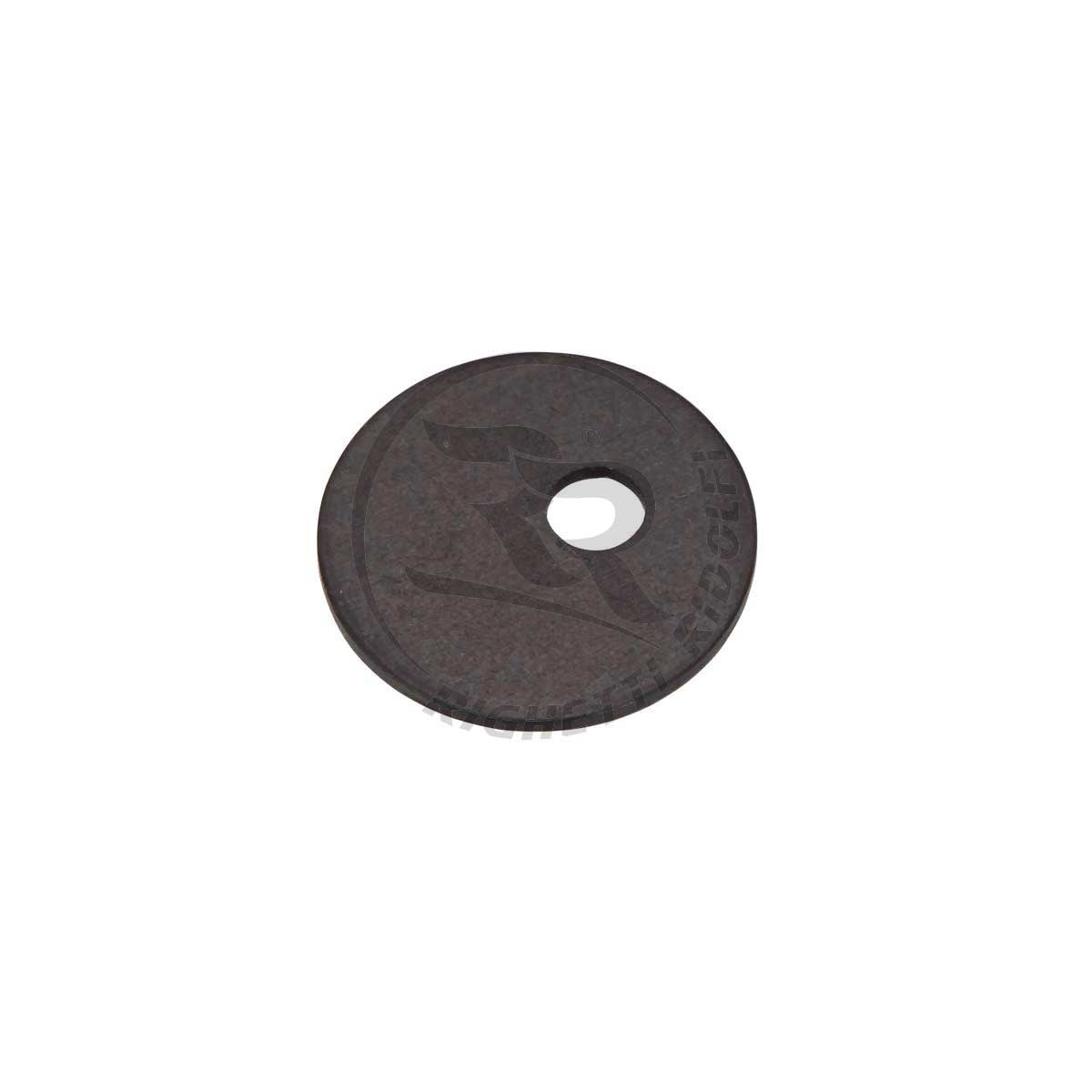 Offset Black Aluminium Washer For Seat