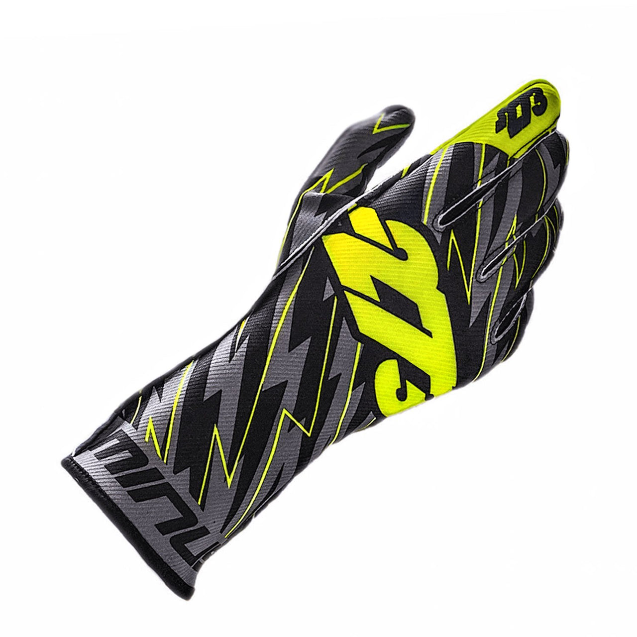 -273 Blitz Glove Black/Yellow - Medium