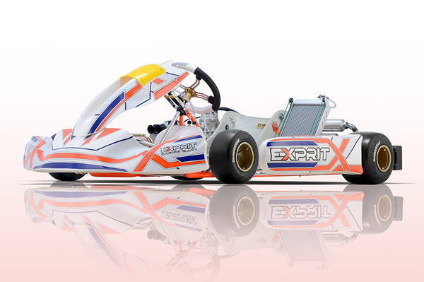 2020 Exprit Noesis R 30mm Rolling Chassis