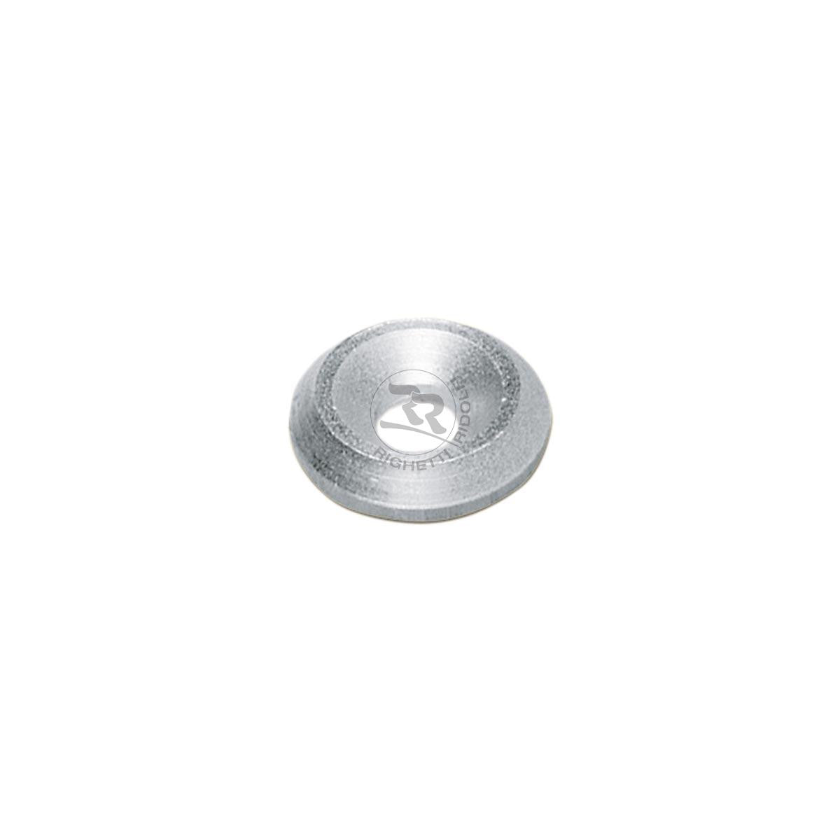 Aluminium Countersunk Washer 18x6mm - Silver