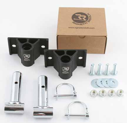 REAR SUPPORT SET XTR14 CIK 95/CA/14-R20