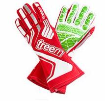 FreeM SPIDER TOUCH 2 Glove - Red/White