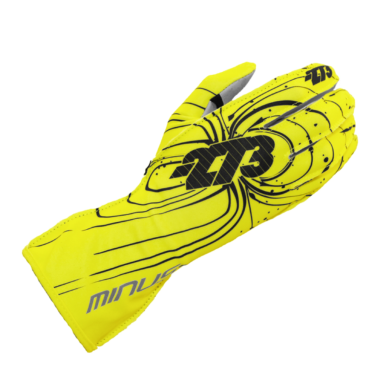 -273 Zero Glove Fluo Yellow - L