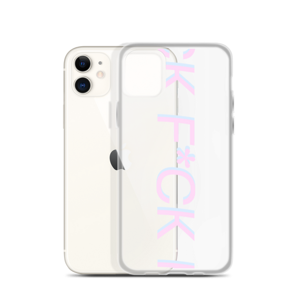channel 003 F*CK iPhone Case