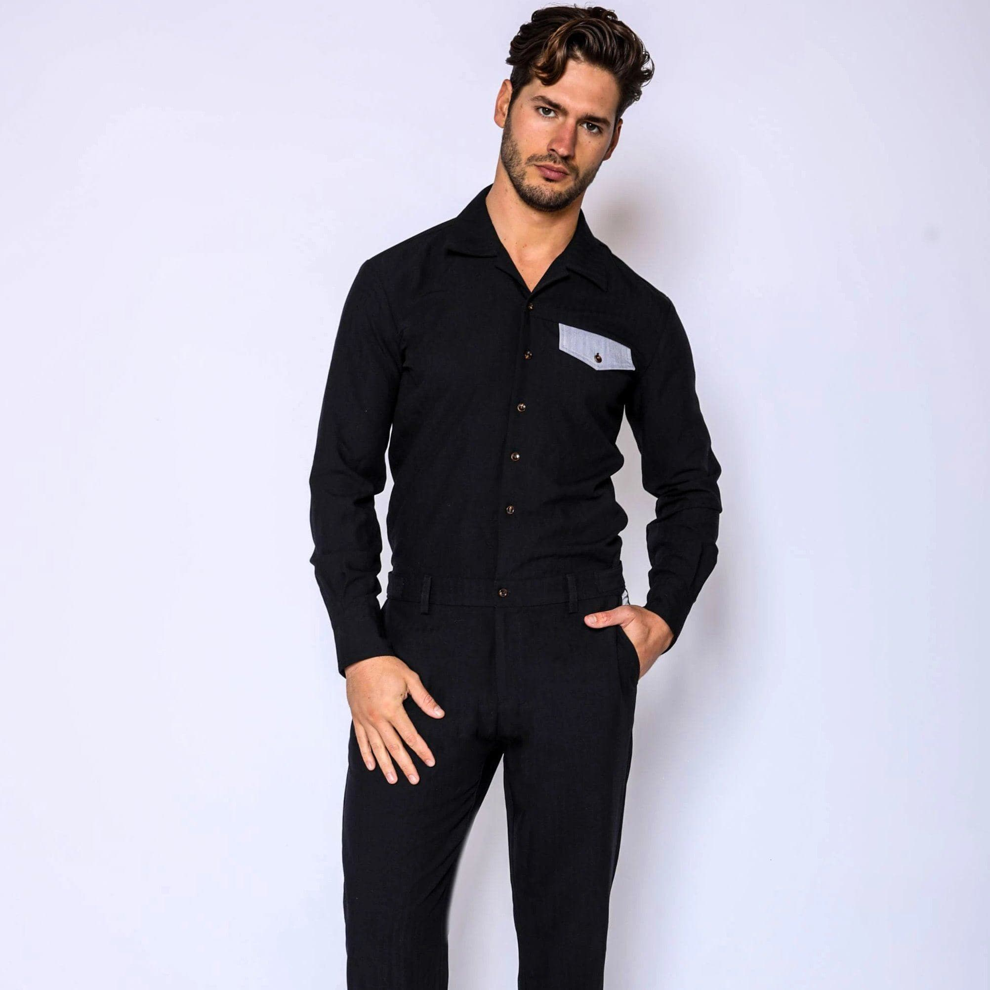 JUMPERJACK - RomperJack, Mens Jumpsuit - Male Romper