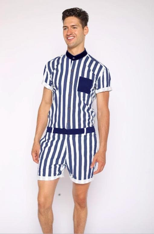 The Hampton - RomperJack, Men's Romper - Male Romper