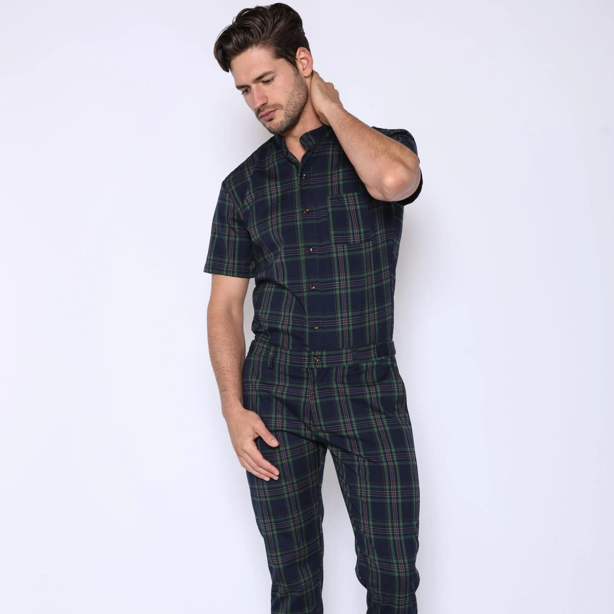ST. NICK JUMPSUIT - RomperJack, Mens Jumpsuit - Male Romper