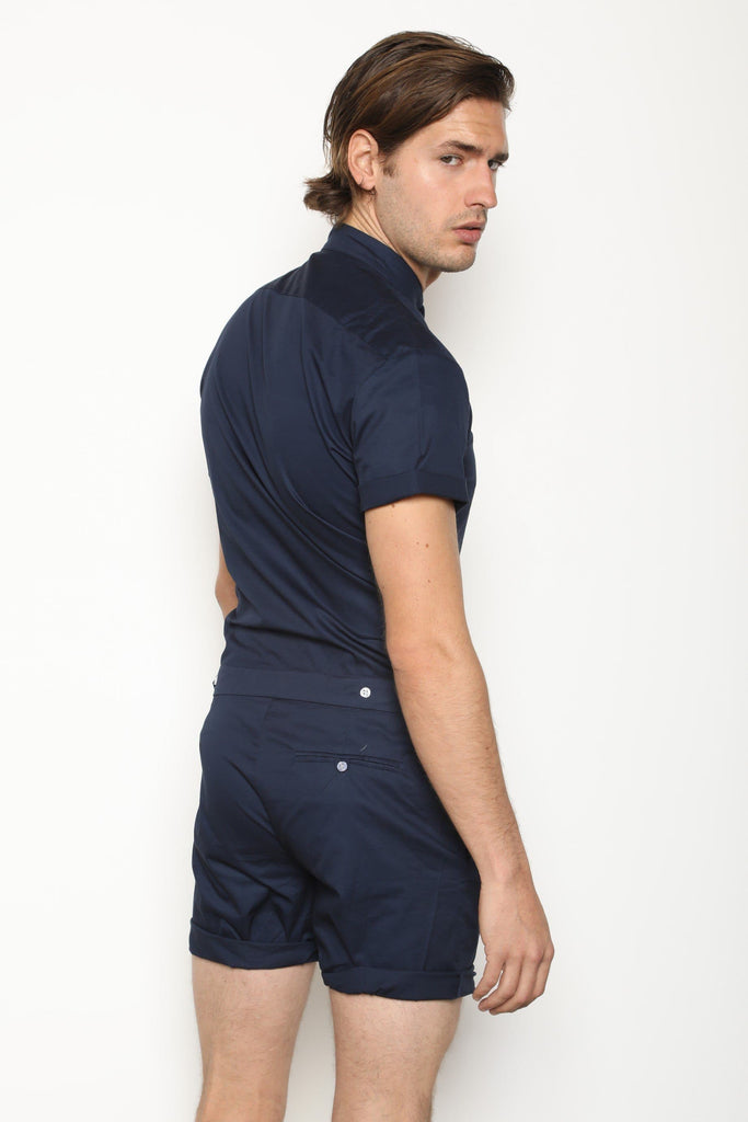 Navy RomperJack - RomperJack, Men's Romper - Male Romper