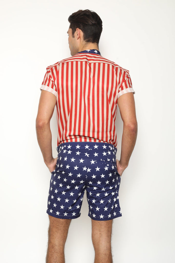 The Patriot RomperJack (PRE ORDER) - RomperJack, Mens Romper - Male Romper