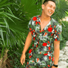 Birds Of Paradise - RomperJack, Men's Romper - Male Romper