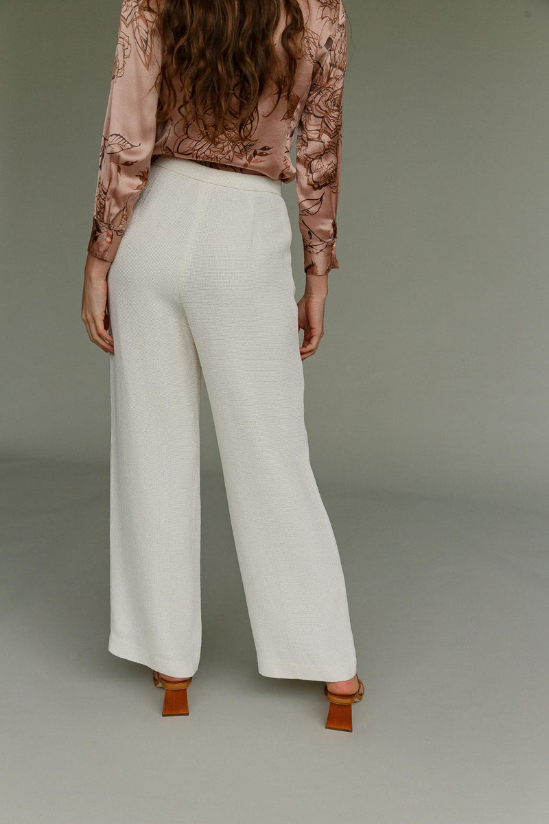 Vintage Luciano Soprani Woven Pants