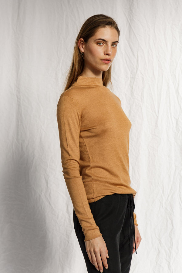 Love Token Cashmere Polo