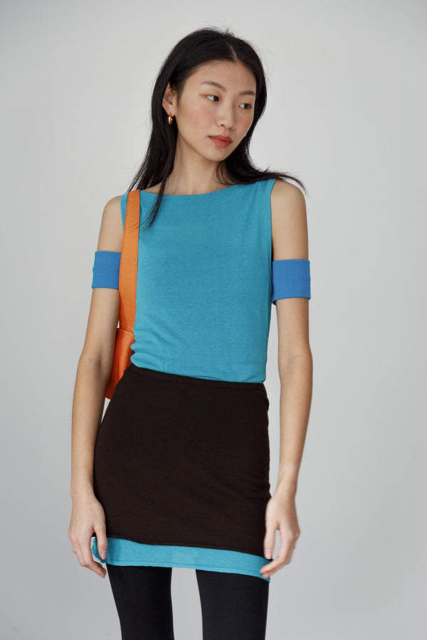 Stevie Bamboo Cotton Skirt