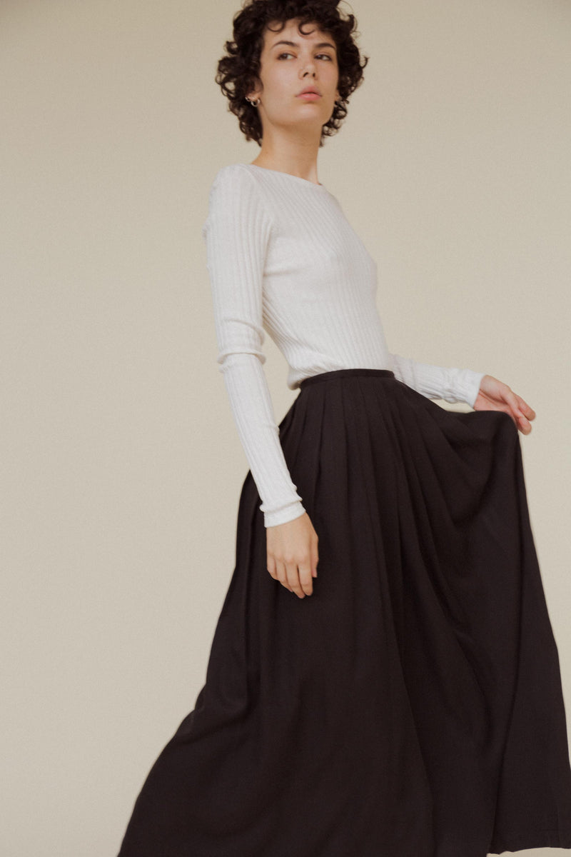 Sava Tencel Skirt