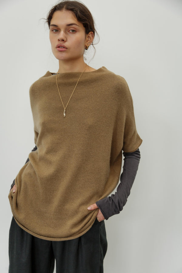 Turn Cashmere Top