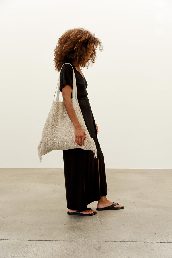 Diego Hemp Cotton Bag