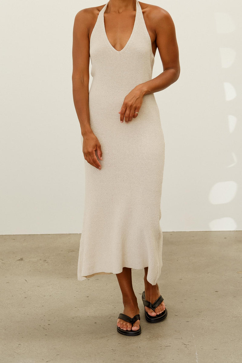 Palo Halter Dress