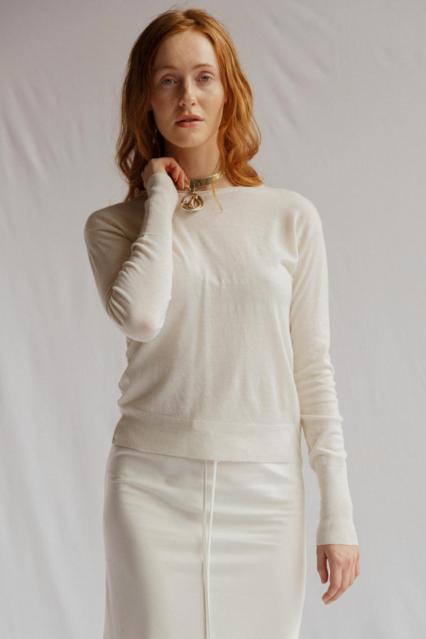 Maya Organic Cotton Sweater