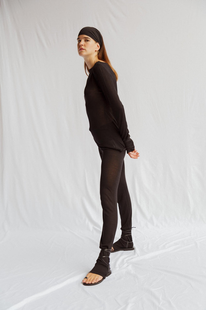 Mono Silk Leggings
