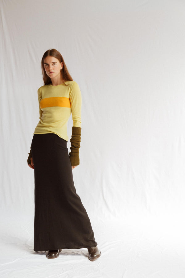 Feng Cashmere Top