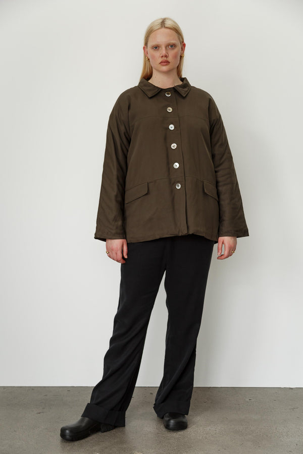 Nolan Tencel Jacket