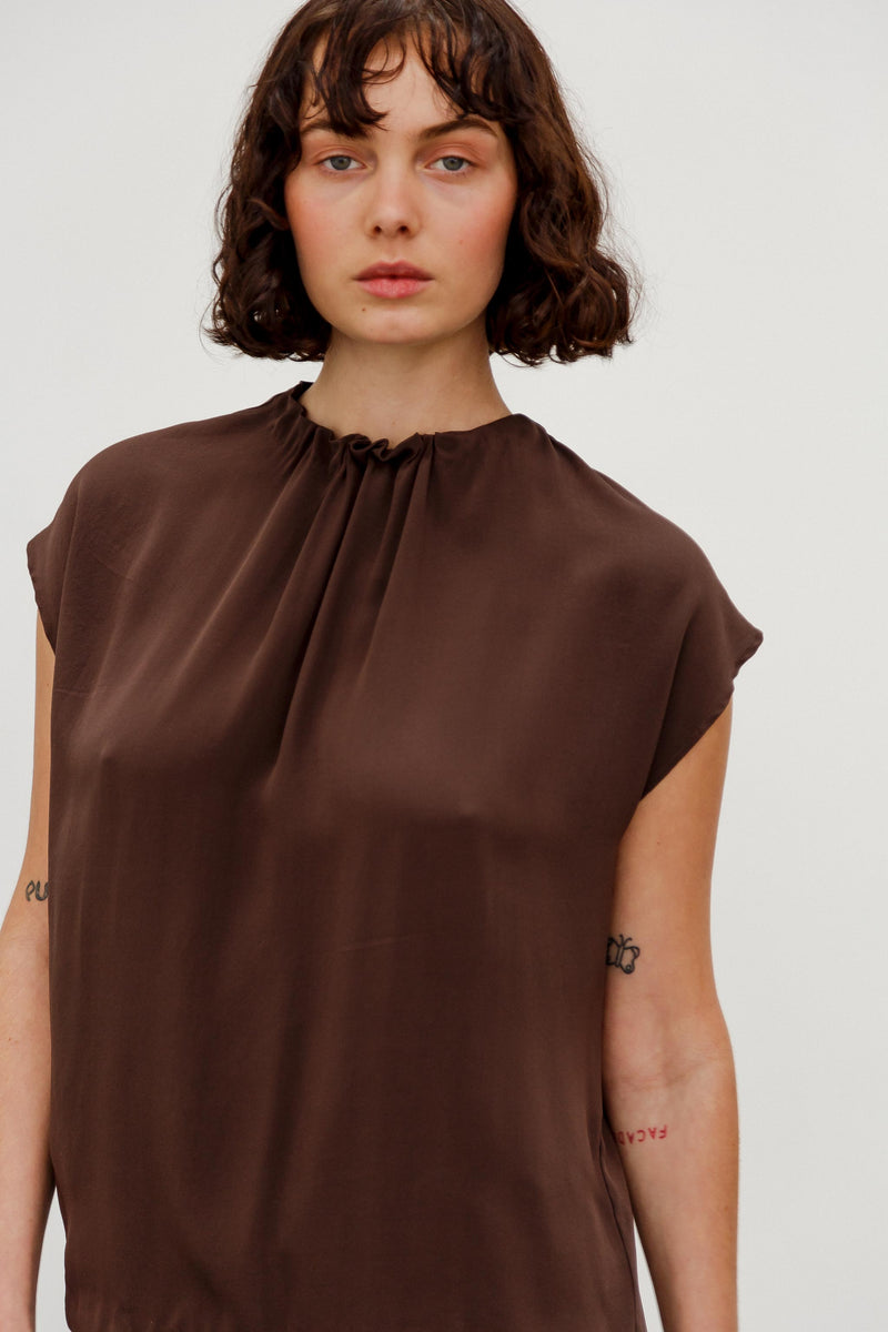 Totty Silk Top