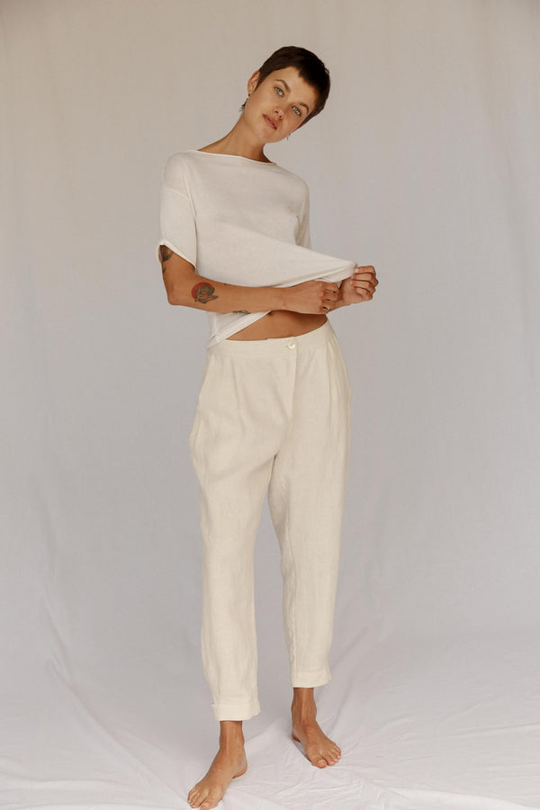 Harry Linen Pants