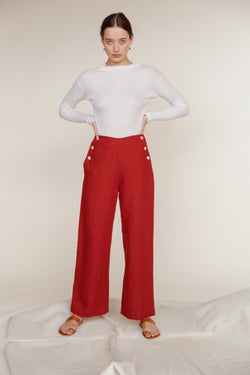Beaumont Linen Pants