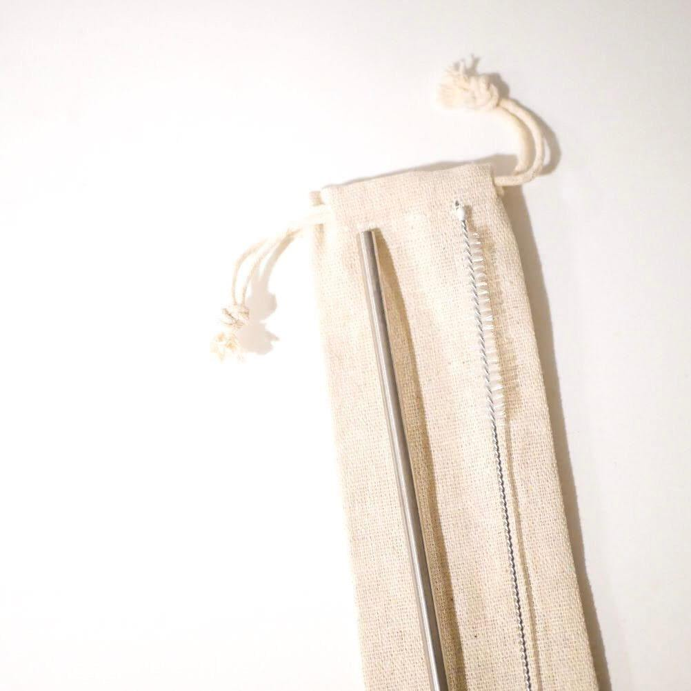 Straw Carrying Pouch | Hippie Haven