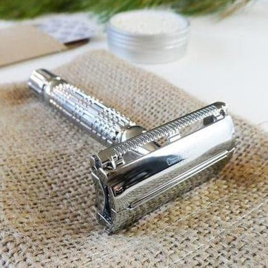 Safety Razor + Replacement Blades